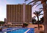 Hôtel Benidorm - Hotel Poseidon Playa-1