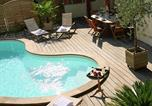 Location vacances La Barde - Holiday home Domaine du Grand Tourtre I-3