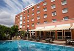 Hôtel Hanovre - Mercure Hotel Hannover Medical Park-4