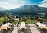 Hôtel Samedan - Kulm Hotel St. Moritz-3