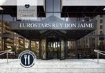 Hôtel Communauté Valencienne - Eurostars Rey Don Jaime