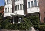 Hôtel Hamburg - Entrée Groß Borstel Garni Hotel-3