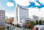 Hôtel Asahikawa - Art Hotel Asahikawa-1