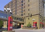 Hôtel Toronto - Ramada Plaza by Wyndham Toronto Downtown-1