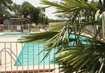 Camping  Acceptant les animaux Haute-Garonne - Camping Naturiste Les Aillos-4