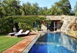 Location vacances Gaiole in Chianti - Gaiole in Chianti Villa Sleeps 2 Pool Air Con Wifi-2