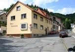 Location vacances Duderstadt - Haus-Kummeleck-Wohnung-4-1