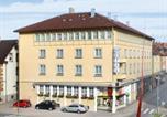 Hôtel Ravensburg - Hotel Goldener Hirsch-1