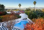 Location vacances North Hollywood - Mulholland Rockstar Retreat-1