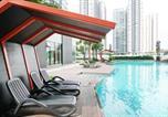 Location vacances  Malaisie - Conezion Residence@Icon Stay Putrajaya-1