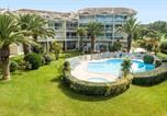 Location vacances Moliets et Maa - Madames Vacances Les Palmiers du Golf Service Premium-1