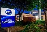 Hôtel Round Rock - Best Western Executive Inn Round Rock-4