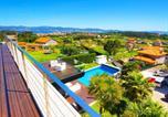 Location vacances Sanxenxo - Panoramic Sea view Villa in Sanxenxo with Pool-4