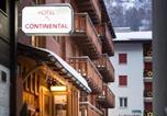 Hôtel Zermatt - Hotel Continental-1