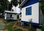Villages vacances Taling Ngam - I - Talay Beach Bar & Cottages Taling Ngam Samui-1