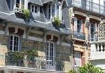 Hôtel Trouville-sur-Mer - La Chambre du 21-1