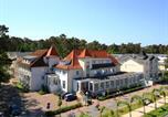 Hôtel Baabe - Strandhotel Baabe-1