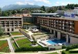 Hôtel 4 étoiles Morzine - Hilton Evian Les Bains-1