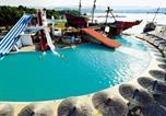 Camping avec Ambiance club Croatie - Camping Solaris Beach Resort-1
