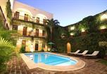 Hôtel Mérida - Hotel Boutique La Mision De Fray Diego-3