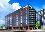 Hôtel Manchester - Park Inn by Radisson Manchester City Centre-1