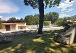Location vacances Ružić - Guest house with swimming pool on Iso farm-4