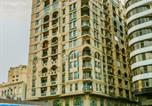 Location vacances  Azerbaïdjan - Excellent apartments near the Caspian Sea in the city center by Time Group-1