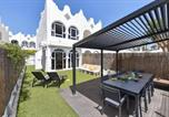 Location vacances Maspalomas - Monte Golf seaview apartment in Playa del Ingles-2