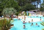 Camping avec Piscine couverte / chauffée Landes - Camping Le Lac Sanguinet-1