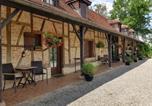 Hôtel Orgelet - Le Venay-3
