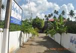 Villages vacances Koggala - Surf Bay Resort Weligama-3