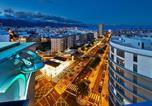 Hôtel Santa Cruz de Tenerife - Silken Atlántida Santa Cruz-4