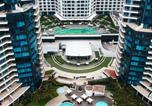 Location vacances Umhlanga - The Pearl's Oceans Luxury Apartments-4