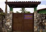 Hôtel Ubatuba - Hostel Trópico de Capricórnio - Praia Grande-2