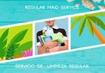 Location vacances  République dominicaine - Ocean Front Condo - playa Bavaro 8 Guests Bbq Wifi-4