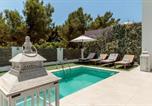 Location vacances Santa Eulària des Riu - Exclusive 4 Bedroom Villa minutes from the Beach, Ibiza Villa 1010-2
