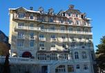 Hôtel 4 étoiles Aime - Golf Hotel-1