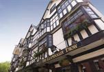 Hôtel Bristol - Premier Inn Bristol City Centre - King St.-1