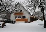 Location vacances Moosburg - Breakfast in the Am Hügel Apartment-2