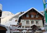 Hôtel Les 2 Alpes - Hotel Le Pied Moutet-1