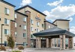 Hôtel Saskatoon - Comfort Suites Saskatoon-1