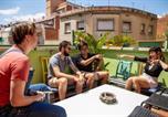 Hôtel Catalogne - Hostel One Sants-3