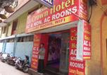 Hôtel Indore - New Crown Hotel (200m from Sarvate Bus Stand)-1