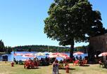 Camping avec Accès direct plage Rhône-Alpes - Camping du Lac de Devesset-4