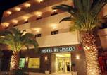 Hôtel Province de Tolède - Hotel El Mesón-1