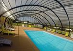 Camping avec Piscine Moyenneville - Camping Les Marguerites-1
