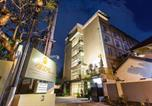 Hôtel Denpasar - Mahatma Residence-1