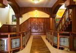 Hôtel Kodaikanal - Wood Palace-3