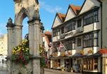 Location vacances Wells - The Crown at Wells, Somerset-1