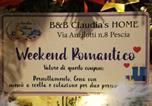Hôtel Province de Pistoia - B&B Claudia's home-3